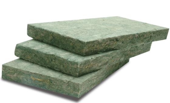 lã de vidro ou lã de rocha